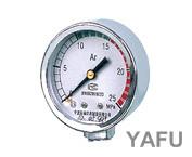 氩气压力表