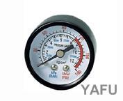 气动三联件专用压力表